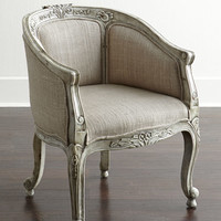 Linden Petite Barrel Chair