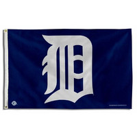 Detroit Tigers MLB 3x5 Flag
