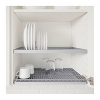 UTRUSTA Dish drainer for wall cabinet 60x35 cm - IKEA