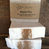 APPLE PIE Shea Butter Soap
