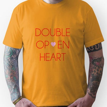 Double Open Heart || Zankyou no Terror Unisex T-Shirt