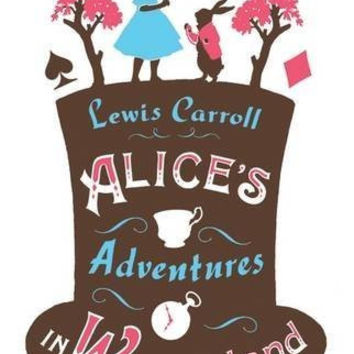 Alices Adventures in Wonderland and Through the Looking Glass [Paperback]