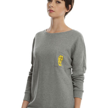 Fantastic Beasts And Where To Find Them Lumos Maxima Girls Pullover Pocket Top