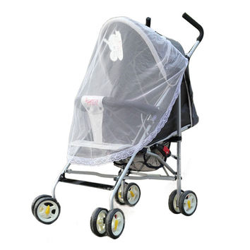 Universal Lace Safe Baby Carriage Insect Mosquito Net Baby Stroller Cradle Bed Quality