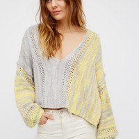 Free People Amethyst Sweater
