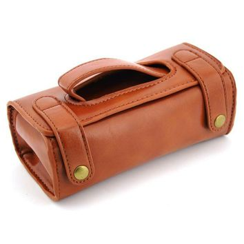 Vintage Men Travel Shaving Bag