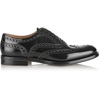 Church's - The Burwood glossed-leather brogues