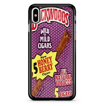 Team Backwoods iPhone X Case