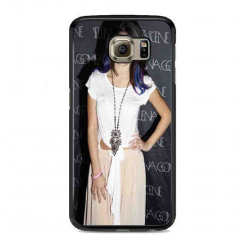selena gomez 1 For samsung galaxy s6 case