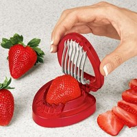 Joie Simply Slice Strawberry Slicer