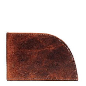 ROGUE INDUSTRIES MOOSE LEATHER FRONT WALLET