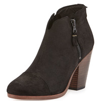 Margot Leather Ankle Boot, Black - Rag & Bone - Black