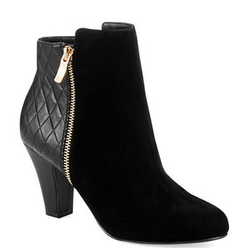 Bcbgeneration Dawn Contrast Ankle Boots