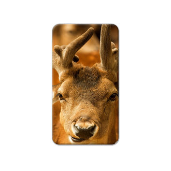 Red Deer Antlers Hirsch Lapel Hat Pin Tie Tack