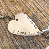 Boyfriend Gift for Boyfriend Anniversary Gift for Him Long Distance Boyfriend Gift Boyfriend Birthday Gift Fishing Lure Cute Gift Boyfriend