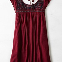 AEO Women's Tie Back Shift Dress