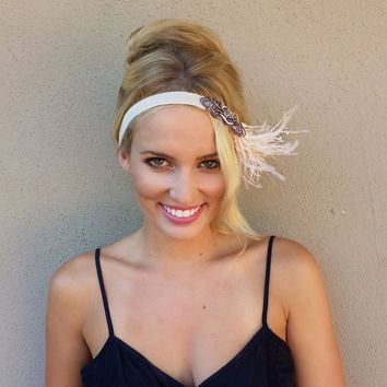 Accessoires Cheveux Great Gatsby headpieces dee5173b4b6
