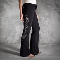 Velvet Lacing Activewear Pant