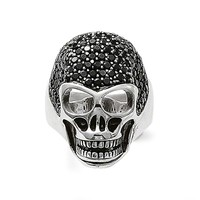 THOMAS SABO Rebel at Heart Sterling Silver ring