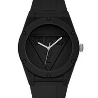 Iconic Black Sport Watch at Guess