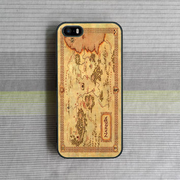 iPhone 6 Case , iPhone 6 Plus Case , iPhone 5S Case , iPhone 5C Case , iPhone 5 Case , iPhone 4S Case , iPhone 4 Case , Narnia Map
