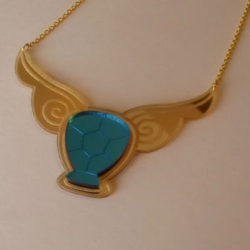Pinkie Pie - Elements of Harmony: Laughter Cosplay Prop Necklace