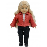 "Rodeo Drive Shopping Outfit For 18"" American Girl Doll Clothes"