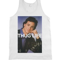 White Tank | Funny Bob Saget Full House Shirts