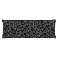 Squiggly Wiggly Body Pillow