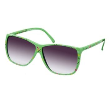 Jeepers Peepers Zowie Sunglasses - Green