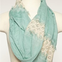 Lace Infinity Scarf | What's Hot | rue21