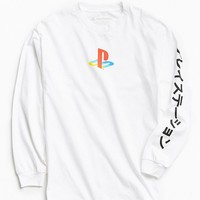PlayStation Long Sleeve Tee | Urban Outfitters
