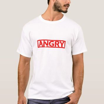 Angry Stamp T-Shirt