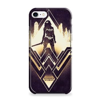 STANCE OF WONDER WOMAN iPhone 6 | iPhone 6S Case