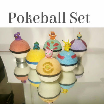 Pokemon Pokeball Set