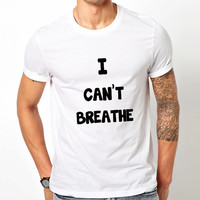 Hot Seller Labron James I Cant Breathe Shirt Eric Garner tshirt Mens or Womens Available - NYPD Protest Shirt - Michael Brown Tee 2244