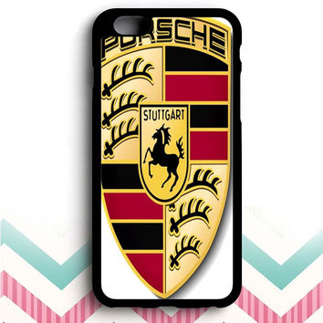 Porsche Logo  iPhone 6+ case
