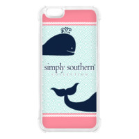 Simply Southern iPhone Case- Whale