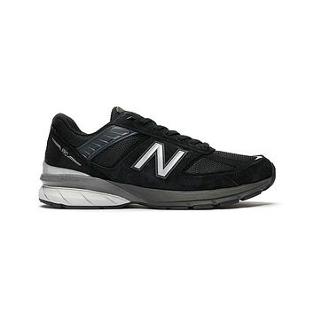 New Balance Men's 990 M990BK5 Made in USA Black Silver