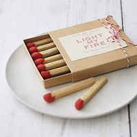 Box Of Eight Matchstick Biscuits