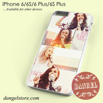 Little Mix (5) Phone case for iPhone 6/6s/6 Plus/6S plus