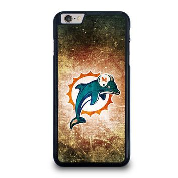 MIAMI DOLPHINS LOGO iPhone 6 / 6S Plus Case Cover