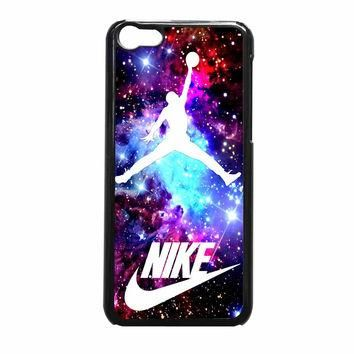 Jordan Nebula Galaxy Nike iPhone 5c Case