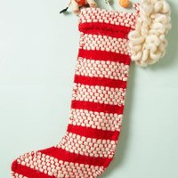 Down-The-Chimney Stocking  by Anthropologie in Red Size: One Size House & Home