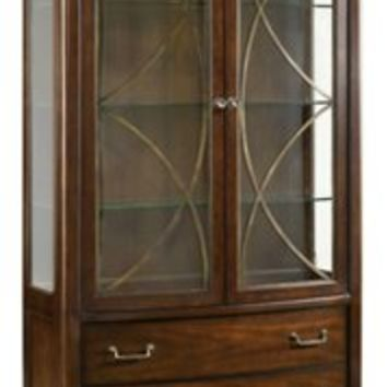 Cabinet Gabriele China Curio, Cabinets & Hutches