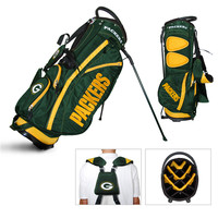 Team Golf Green Bay Packers Golf Stand Bag