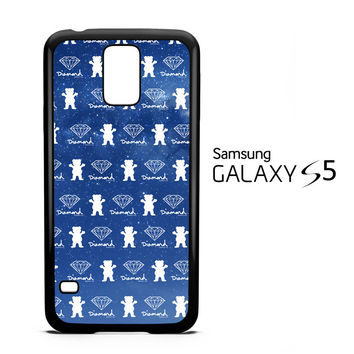 Grizzly Griptape Wallpaper X2283 Samsung Galaxy S5 Case