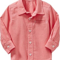 Oxford Shirts for Baby