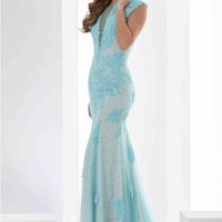 Jasz Couture Beautiful Long Dress 5601