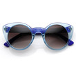 Indie Hipster Retro P3 Round Cat Eye Sunglasses 8780